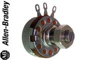 Allen Bradley Type J Mono Trimmer Lockable Potentiometers