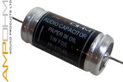 Ampohm Tin Foil, Paper in Oil Capacitors