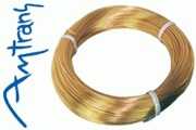 Amtrans OFC gold plated hook-up wire