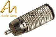 Audio Note UK Phono RCA plugs