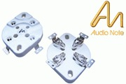 Audio Note UX4 chassis mount silver plated base