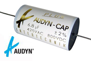 Audyn Capacitors