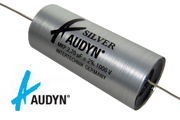 Audyn Cap True Silver