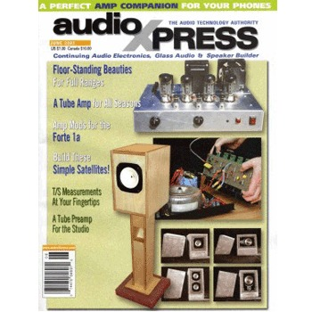 AudioXpress (Vol.34 Issue.06) June 2003 Issue