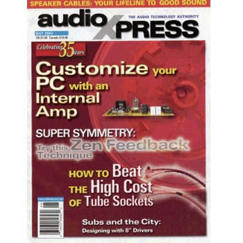 AudioXpress (vol.35 Issue.05) May 2004 Issue