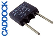 Caddock MK132V Precision Thick Film Resistors
