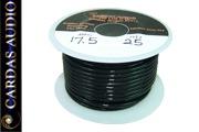 Cardas 17.5 AWG (1.15mm dia.) Litz Copper multistrand wire (1m)