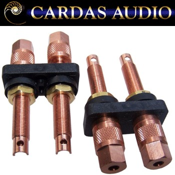 Cardas CCBP-L long unplated copper