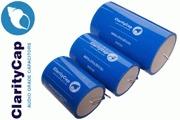 ClarityCap MR Capacitors