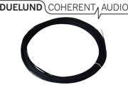 Duelund AWG 20, solid copper wire, cotton & oil insulated
