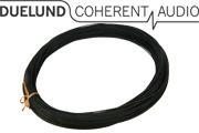 Duelund DCA16GA tinned copper multistrand wire in cotton and oil