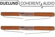 Duelund Standard Graphite Silver Resistors