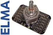 Elma A47 Jumbo Attenuator Switch, 1 Pole 47 Way