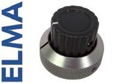 Elma - Classic British concentric knob set - GREY