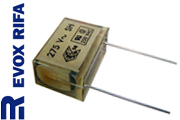 Evox Rifa Metallized Paper X2 Capacitors - PME271M