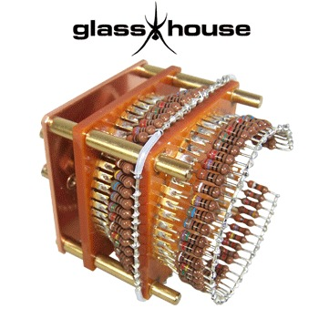 Glasshouse Seiden 43 Way Stepped Attenuator, Shunt version