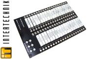 1384653: Intertechnik Multiresist 0.1R to 100R