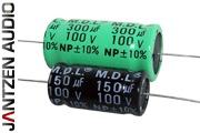Jantzen Bi-polar Electrolytic Capacitors