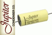 Yellow Vintage Tone Capacitors