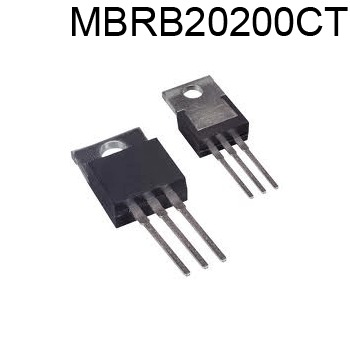 MBRB20200CT Schottky Diode