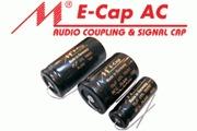 Mundorf ECap AC Bipolar Capacitors