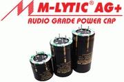 Mundorf Mlytic AG+ Electrolytic Capacitors