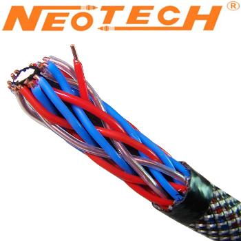 Neotech NES-3001: Multistrand Copper Speaker Cable (1m)