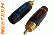 Neotech OFC Gold Plated RCA Plug DG-202