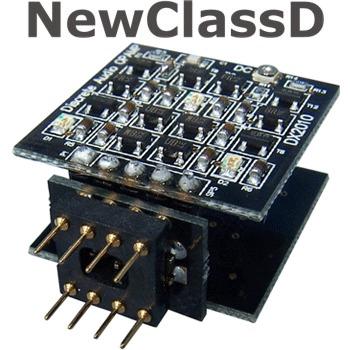 NewClassD Dual Op-amp