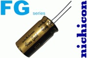 Nichicon FG Electrolytic Capacitor
