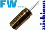 Nichicon FW Electrolytic Capacitor