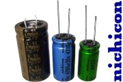 Nichicon Electrolytic Capacitors