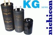 Nichicon KG Electrolytic Capacitor