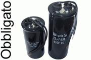 Obbligato Film Oil PSU Capacitors