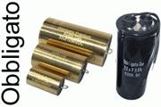 Obbligato capacitors
