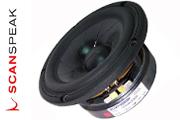 ScanSpeak 15W, 8530K00 MidWoofer - Revelator Range