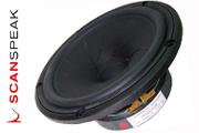 ScanSpeak 18W, 8531G00 MidWoofer - Revelator Range