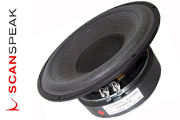 ScanSpeak 18W, 8542-00 MidWoofer - Classic Range