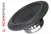 ScanSpeak 21W, 14555-01 Woofer - Classic Range