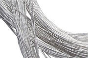 Screened 4N 99.999% pure silver wire