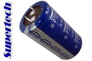 Supertech Slit Foil 2T Electrolytic Capacitors