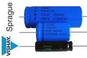 Vishay Sprague Atom TVA Electrolytic Capacitors