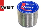 WBT-0825 3.8% silver solder, 0.8mm diameter, 250g reel