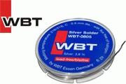 WBT-0805 3.8% silver solder, 0.9mm diameter, 42g reel